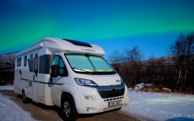 The freedom of year long travels – winter holidaying with your caravan