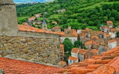 Travel around France in a motorhome